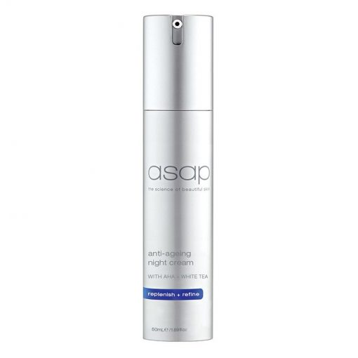 ASAP ANTI-AGING NIGHT CREAM