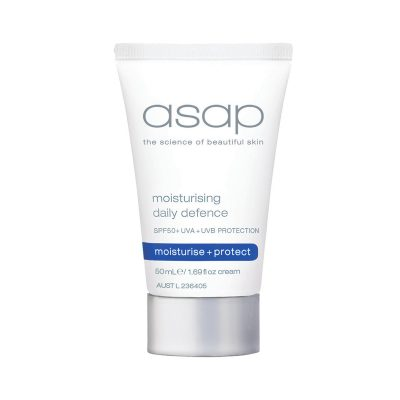 ASAP MOISTURISING DAILY DEFENSE SPF 50ml