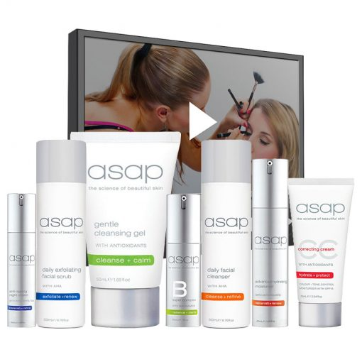ASAP Make-Up Consulting Package 2