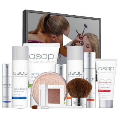 ASAP Make-Up Consulting Package 4