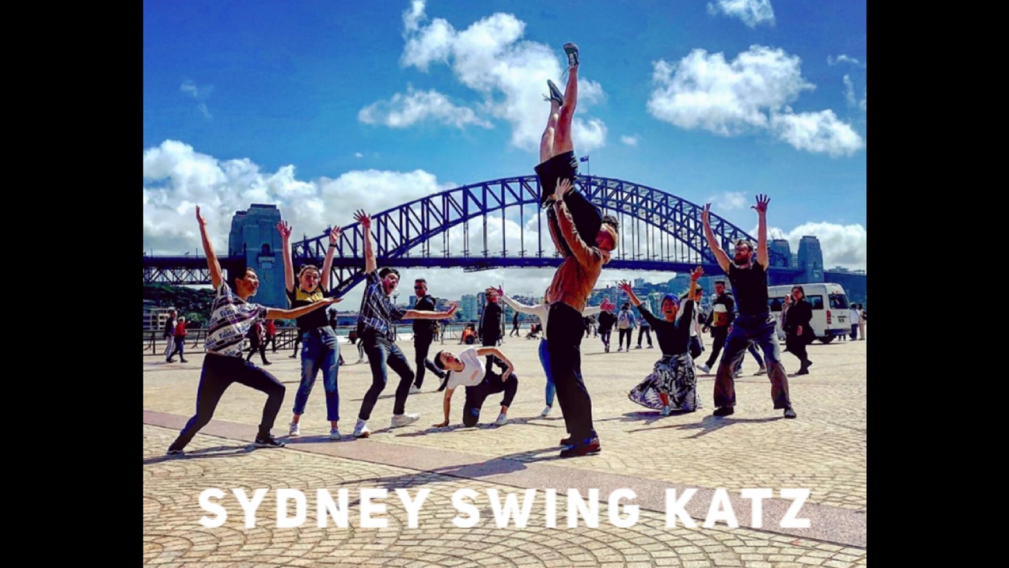 sydney swing Katz