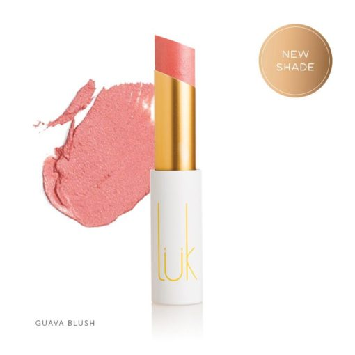 Luk Beautifood Organic Lipstick _Guava_Blush